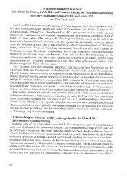 Wittenberg nach der Universität. Eine Stadt - Peer Pasternack