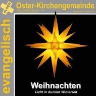 Gemeindebrief Nr. 2/2008 - Evangelische Oster-Kirchengemeinde ...