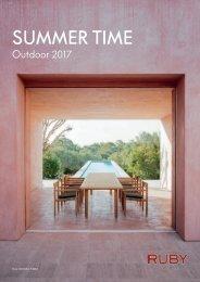 Ruby design_living Outdoor Katalog 2017