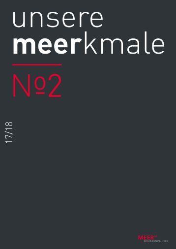 Meerkmale 2017/2018
