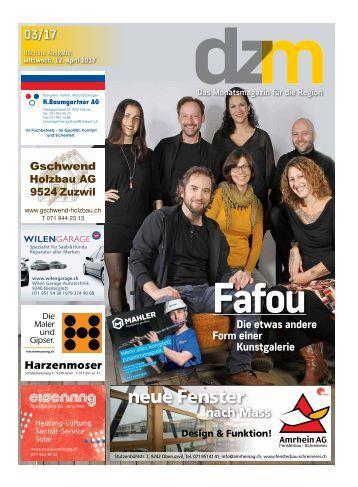 DZM-Ausgabe März 2017
