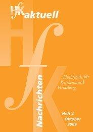 Germanys next Top-Kantor(in) - Hochschule für Kirchenmusik