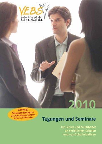 Tagungen und Seminare - FCS-Freiburg