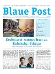 Blaue Post Nr.7 - Dezember 2016