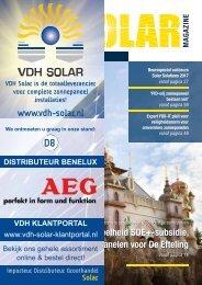 Recordhoeveelheid SDE+-subsidie ook zonnepanelen voor De Efteling