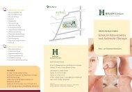 Krefeld Klinik für Rekonstruktive und Ästhetische Chirurgie - HELIOS ...