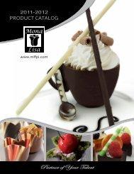PRODUCT CATALOG - Mona Lisa Food Products, Inc.