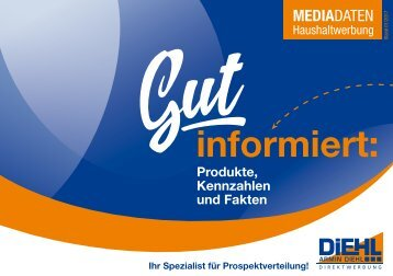 Mediadaten Armin Diehl GmbH Direktwerbung