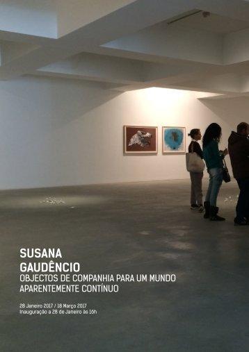 Susana Gaudêncio | Objectos de Companhia