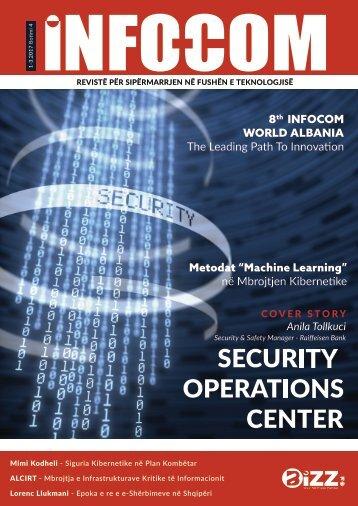 4th Infocom Magazine (March 2017)