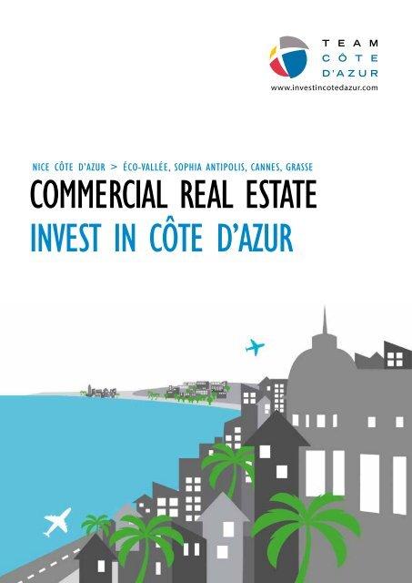 INVEST IN CÔTE D'AZUR