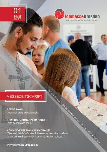 Messezeitschrift Dresden Frühjahr 2017