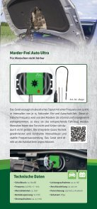Gardigo Flyer Marderschutzsystem - Seite 5