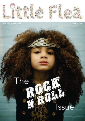 Little Flea Magazine The Rick & Roll Issue