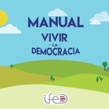 Manual Vivir La Democracia