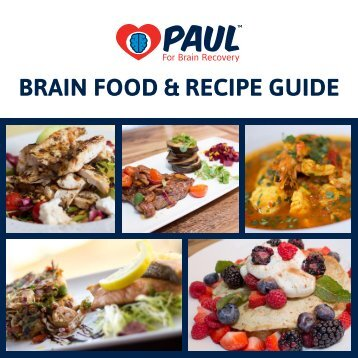 brain food & Recipe guide