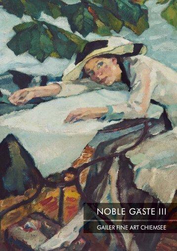 Gailer Katalog Noble Gaeste 3