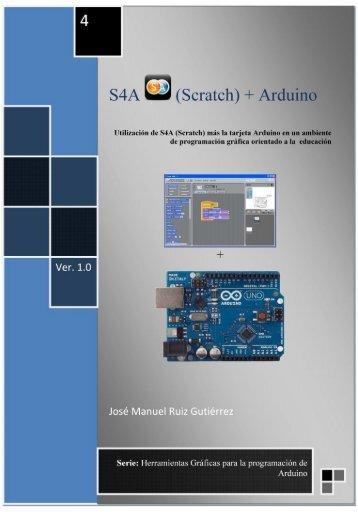 PRACTICAS S4A + Arduino