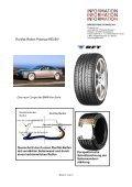 Pressemitteilung: RE050: Runflat-Reifen wird zum Referenzprodukt ... - Seite 3