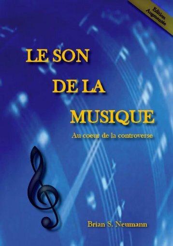 Le son de la musique - La Symphonique Chrétienne