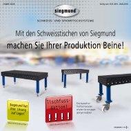 Aktion! - LWB SchweissTechnik