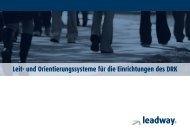 29 oder besuchen Sie direkt unsere Homepage unter leadway.de