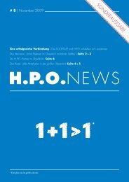 News - HPO Wirtschaftspartner