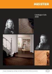 Catalogue Sols 2008 - Flippo...