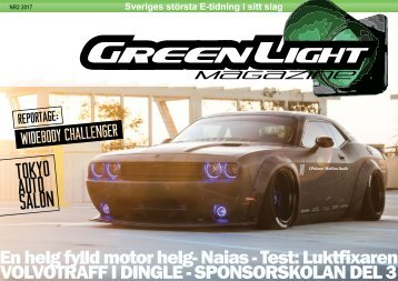 GreenLight Magazine #2 - 17
