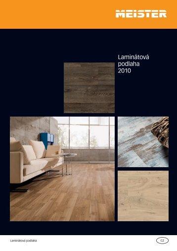 Laminátová podlaha 2010