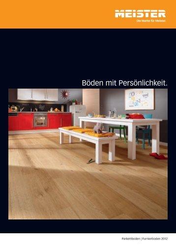 Meister Parkettböden mit Persönlichkeit - Uwe Menke