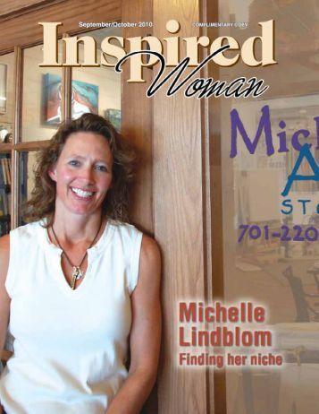 September October 2010 - Inspired Woman Magazine
