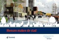 Mensen maken de stad (referentieprojecten, PDF 5,3 - Grontmij