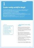 Infogids voor hulpverleners en begeleiders van mensen zonder ... - Page 4