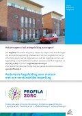 Ambulante begeleiding voor mensen met een ... - Profila Zorg - Page 4
