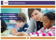 Impuls - Onderwijs Aanbod 2017-2018