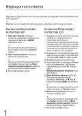Sony VPCEJ2B1E - VPCEJ2B1E Guide de dépannage Turc - Page 6