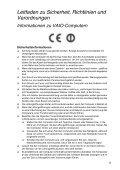 Sony VPCEJ2B1E - VPCEJ2B1E Documents de garantie Allemand - Page 5