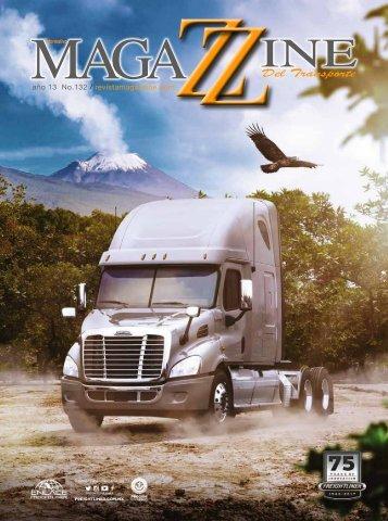 Revista de Transporte Magazzine 132