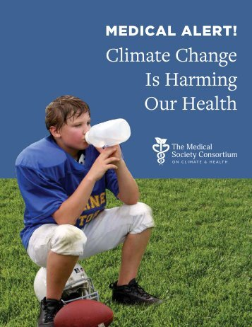 Climate Change Is Harming Our Health