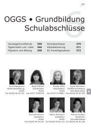 OGGS • Grundbildung - Volkshochschule Reckenberg-Ems