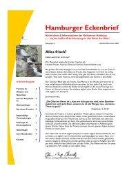 Hamburger Eckenbrief Oktober November2009