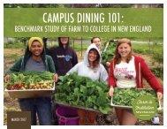 FINE Farm to College Report