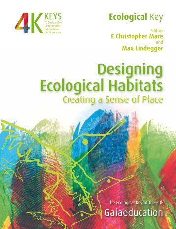Designing Ecological Habitats - Gaia Education