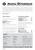 denksport - Mensa Aktiv - Seite 2