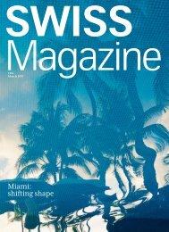 SWISS Magazine