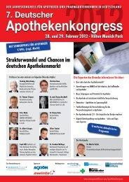 7. Deutscher - Management Forum der Verlagsgruppe Handelsblatt GmbH