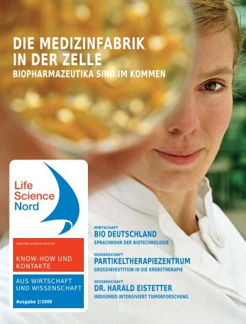 dr. harald eistetter - Life Science Nord