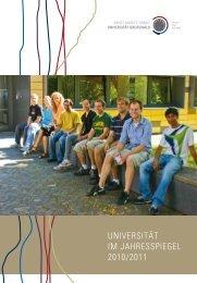 Uni 2.0 – Hochschulwerbung - Ernst-Moritz-Arndt-Universität ...