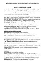 Band 12 der Schriftenreihe der DGGN - Deutsche Gesellschaft für ...